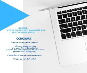 Concours Facebook Royet Secrétariat